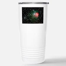 Trifid Nebula Stainless Steel Travel Mug