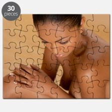 Nude woman Puzzle