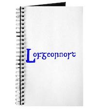 Lofgeornost (blue) Journal