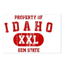 Idaho, Gem State Postcards (Package of 8)