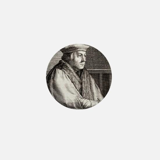 Thomas Cromwell, English statesman Mini Button
