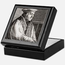 Thomas Cromwell, English statesman Keepsake Box
