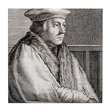 Thomas Cromwell, English statesman Tile Coaster