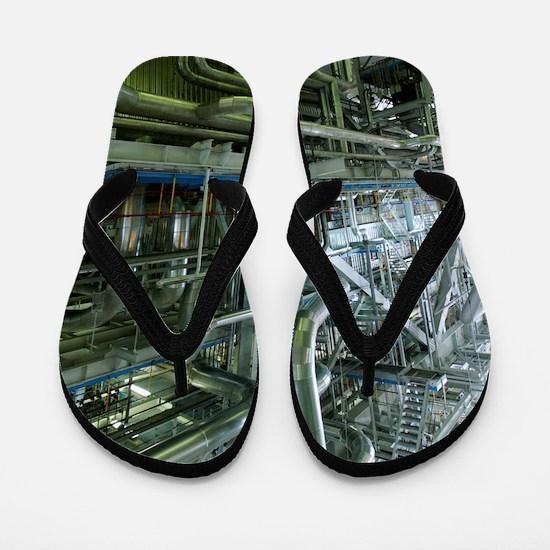Thermal power station Flip Flops