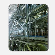 Thermal power station Mousepad