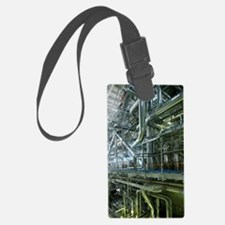 Thermal power station Luggage Tag