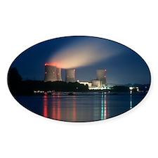 Three Mile Island nuclear power sta Decal