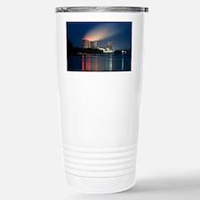 Three Mile Island nuclear power Travel Mug