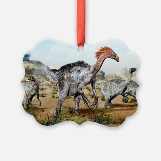 Therizinosaurus dinosuars Ornament