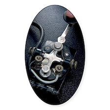 Telegraph Key (Morse Code) Type J-3 Decal