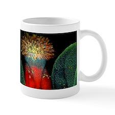 Thale cress flower, micrograph Mug