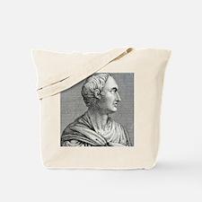 Tacitus, Roman senator and historian Tote Bag