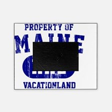 Maine, Vacationland Picture Frame