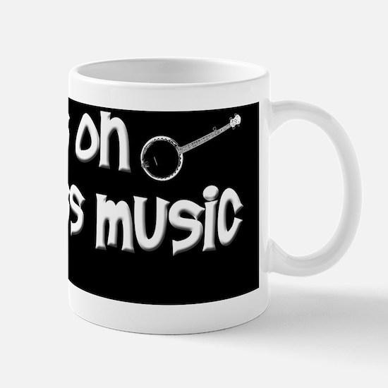 Bluegrass Music Mug