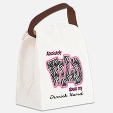 wilddh Canvas Lunch Bag