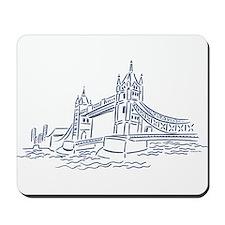England: Tower Bridge Mousepad