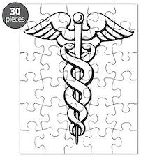Caduceus Puzzle