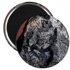 Tantalite mineral Magnet