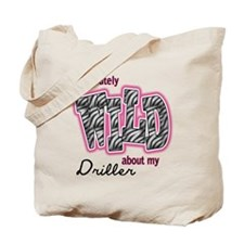 WILDDRILLER Tote Bag