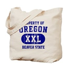 Oregon, Beaver State Tote Bag