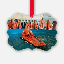 Submarine Rescue Unit training Ornament