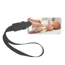 Nappy changing Luggage Tag