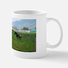 Circle F herd 16x10 Mug