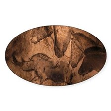 Stone-age cave paintings, Chauvet,  Decal