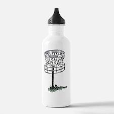 DISC GOLF BASKET Water Bottle