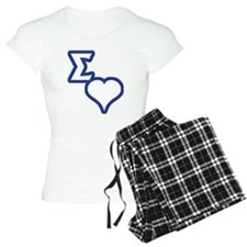 Sigma Sweet pajamas