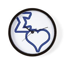 Sigma Sweet Wall Clock