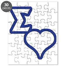 Sigma Sweet Puzzle