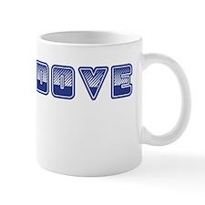 Dove Boxes Mug