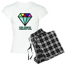 Shawol Diamond Pajamas