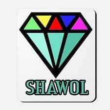 Shawol Diamond Mousepad
