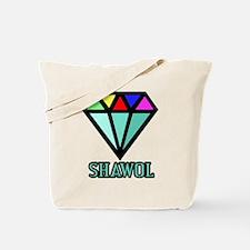 Shawol Diamond Tote Bag