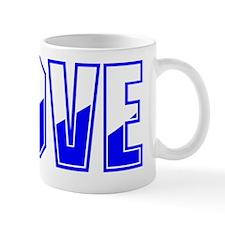Two-tone Dove Mug