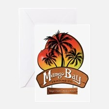 Mango Bay  Greeting Card