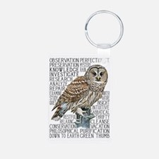 dictowl Keychains