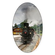 Zillertalbahn steam train Decal