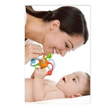 Mother and baby Postcards (Package of 8)
