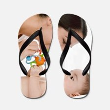 Mother and baby Flip Flops