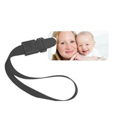 Mother and baby Luggage Tag