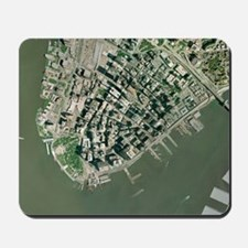 World Trade Center site, New York Mousepad