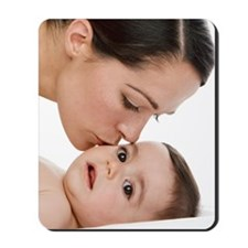 Mother and baby Mousepad