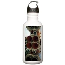 Soyuz Soviet rocket Water Bottle