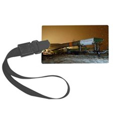 Soyuz rocket travelling to launc Luggage Tag
