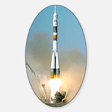 Soyuz TMA-12 launch, April 2008 Decal