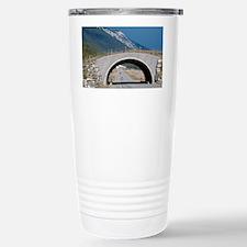 Wildlife corridor bridge Travel Mug