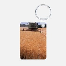 Wheat harvest Keychains